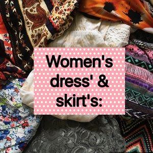 Women's: